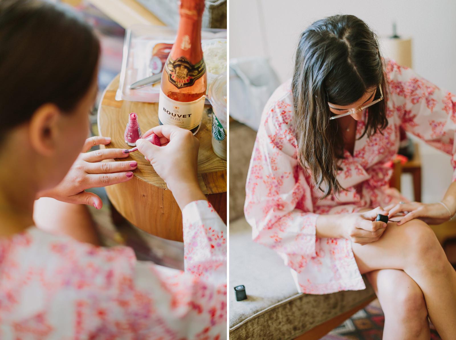 bridesmaids wedding munich