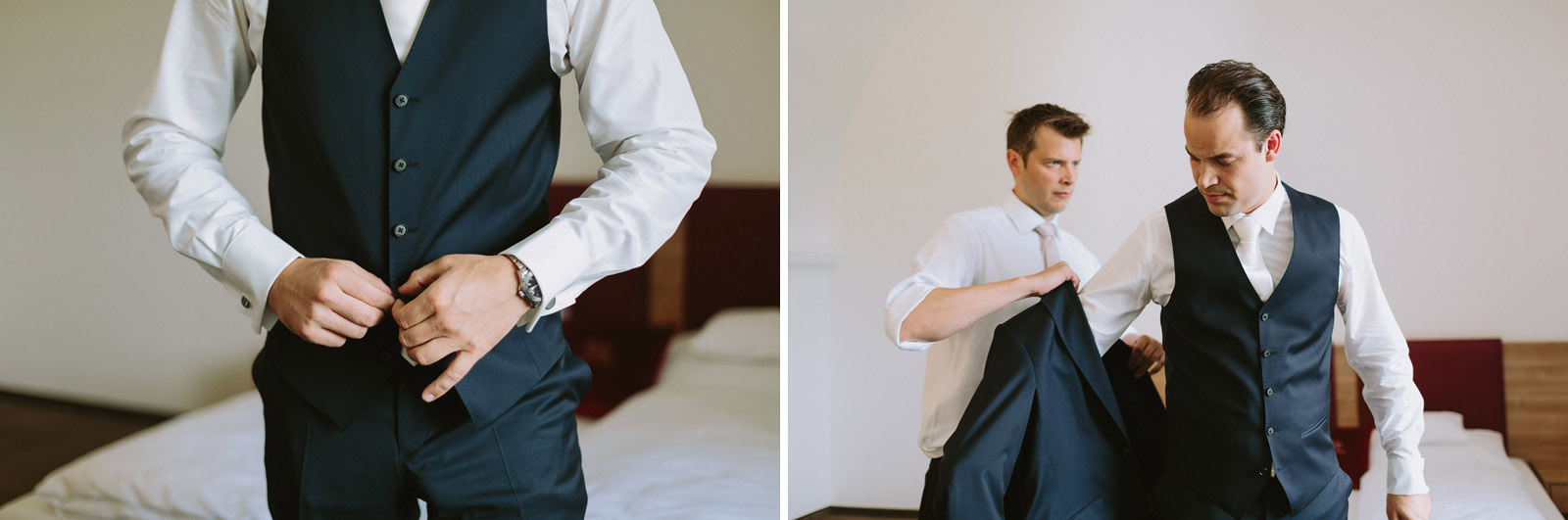 wedding suit groom wedding hainburg