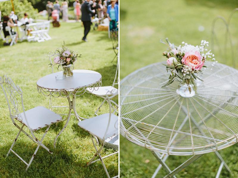 garden wedding details vienna