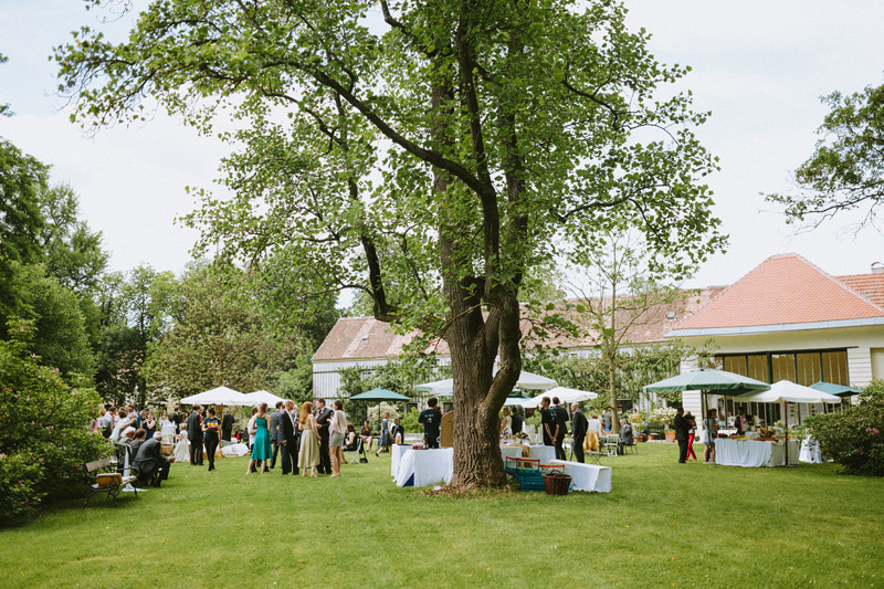 garden wedding lower austria