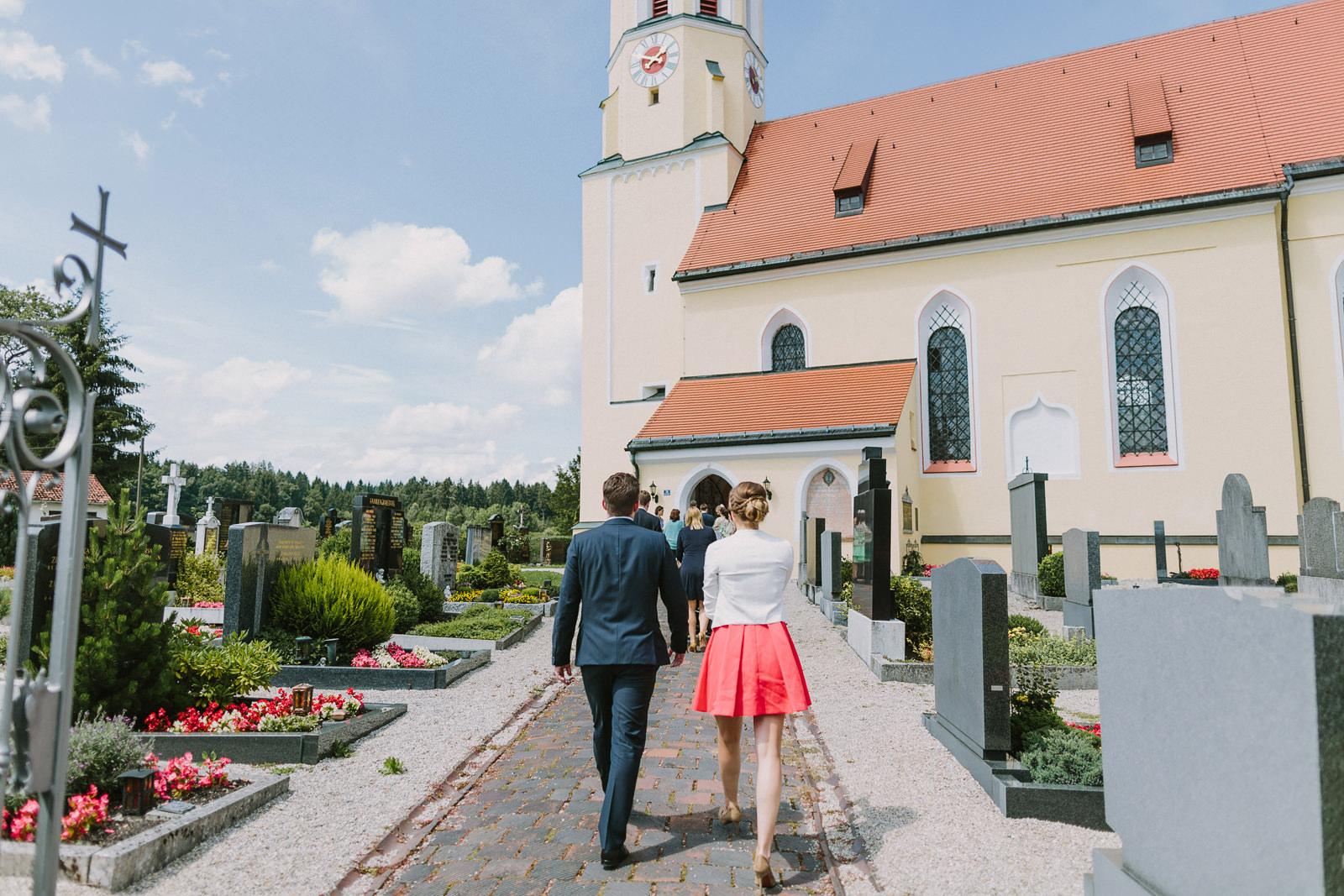 church wedding munich