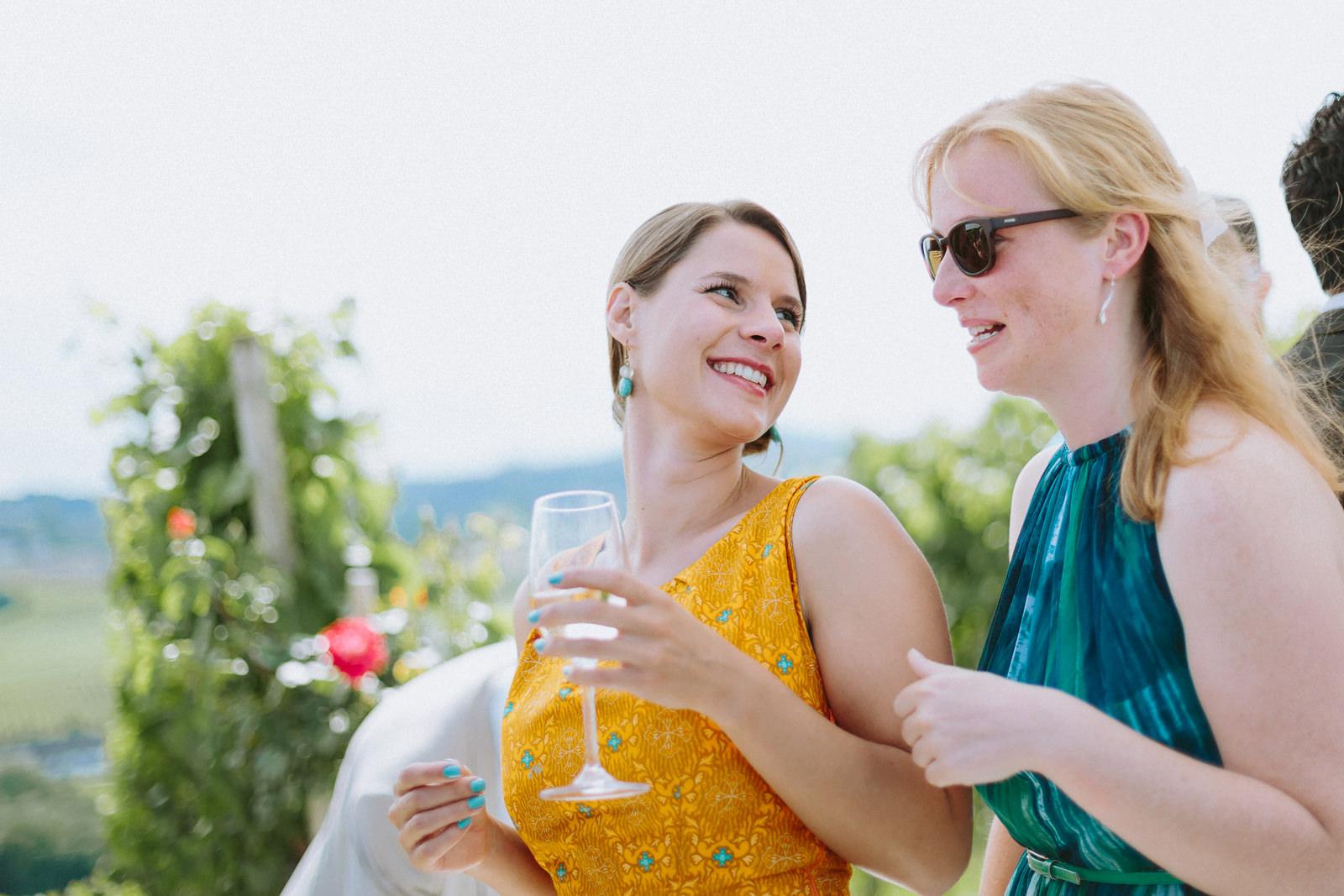 wedding guests fun