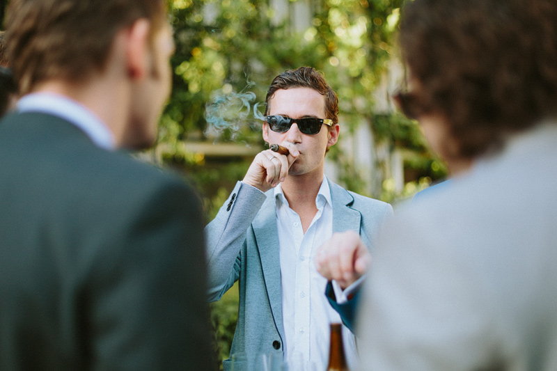 cigar wedding austria