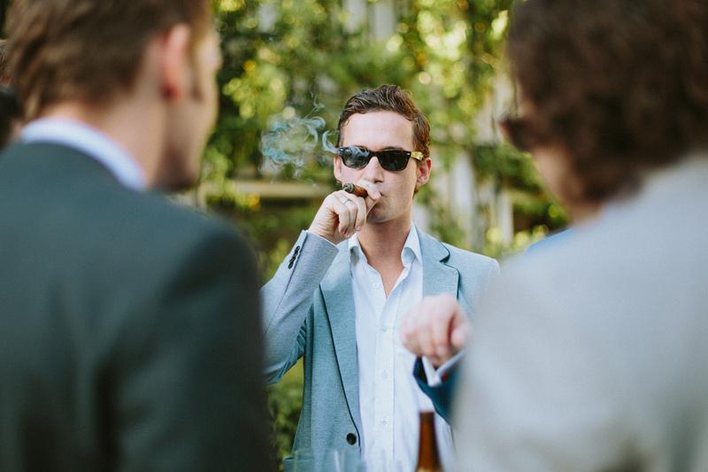cigar wedding austria