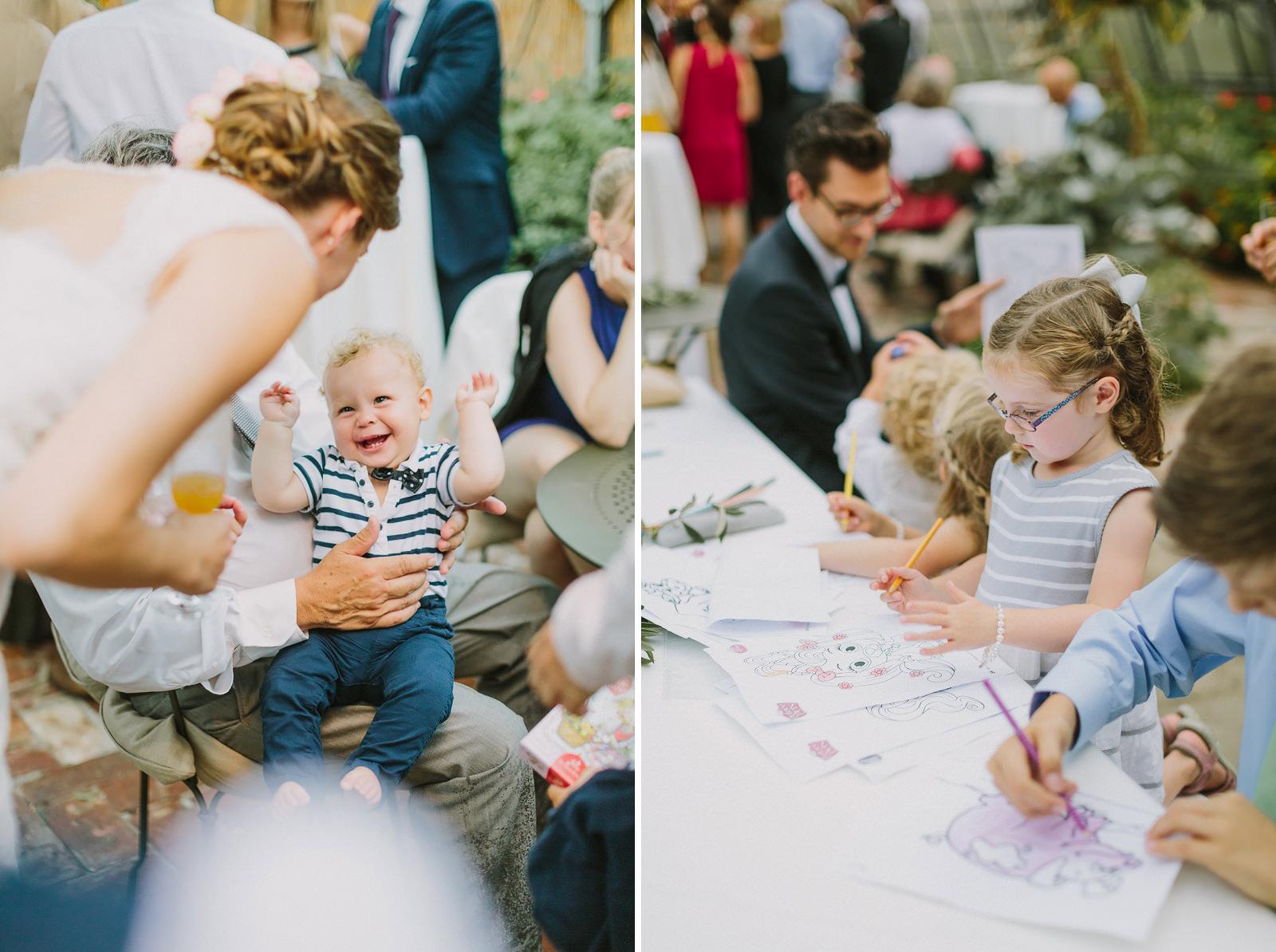 children wedding fun munich