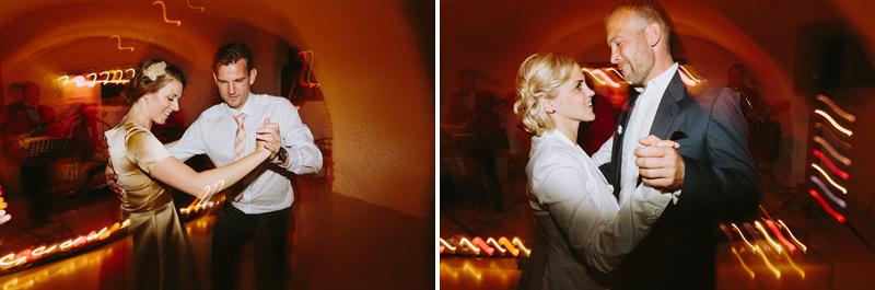 dancing wedding lower austria