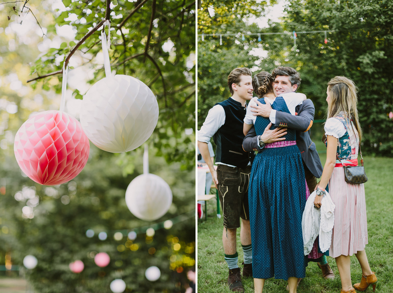 munich wedding get together