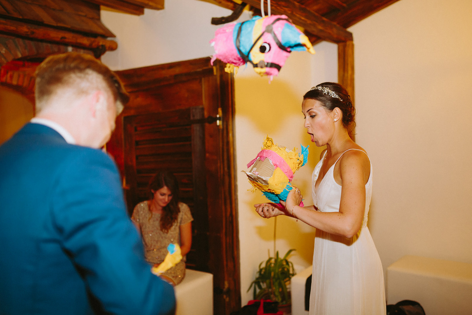 Pinata wedding austria