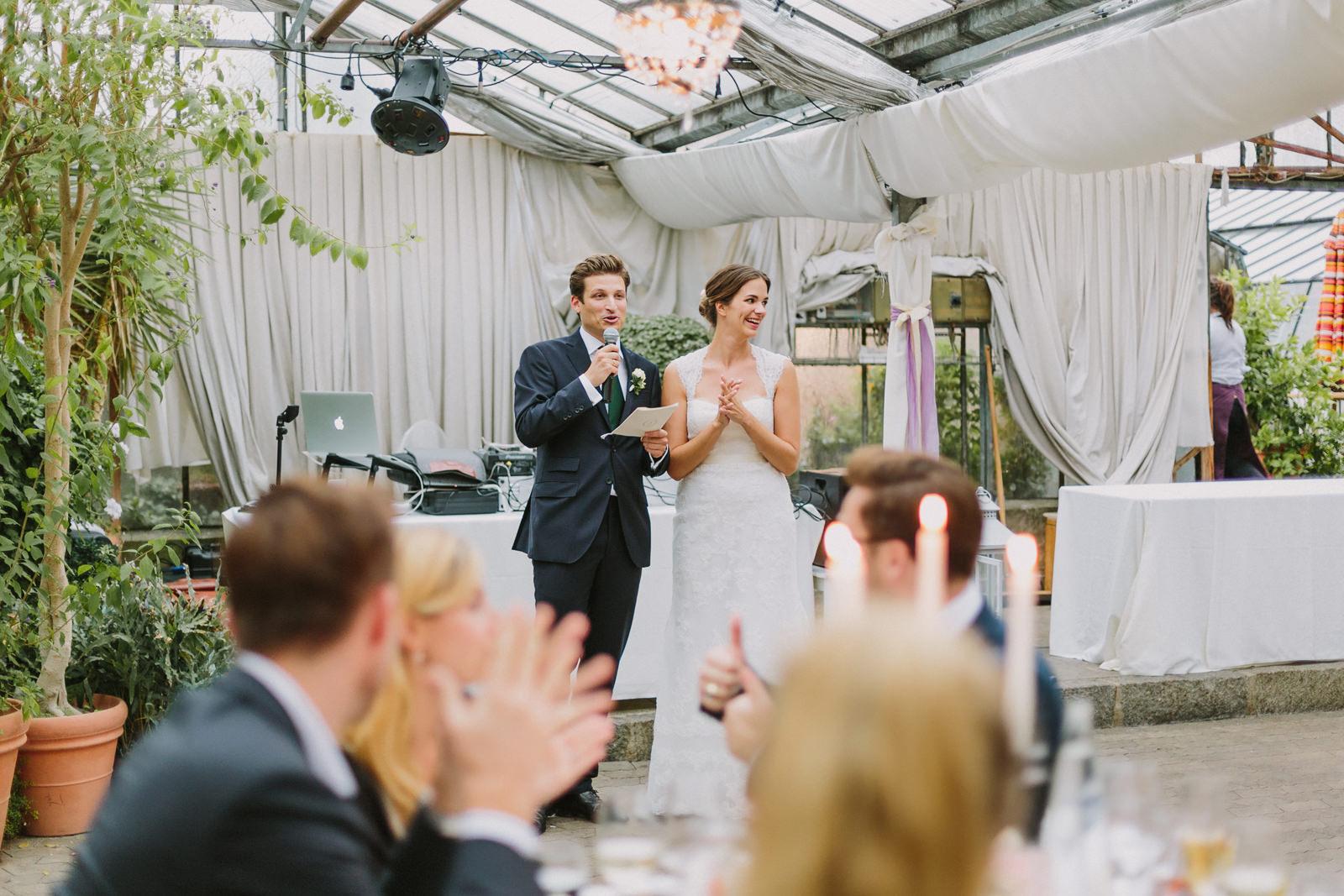 wedding speech german