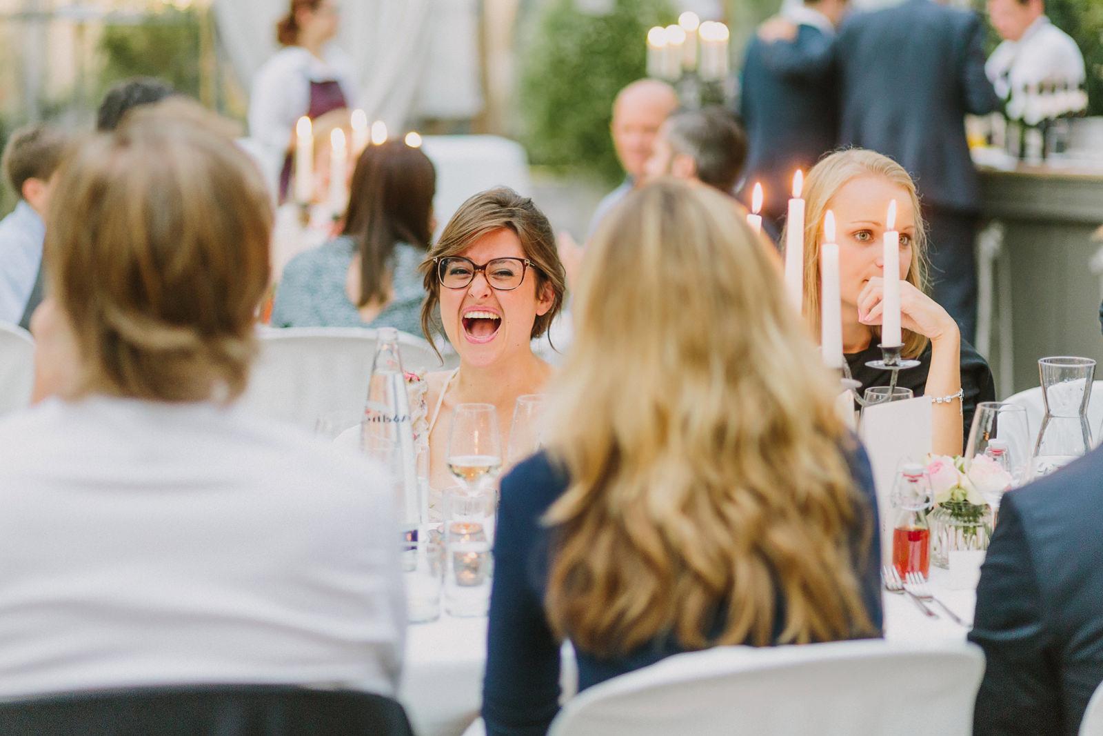 wedding guests fun germany