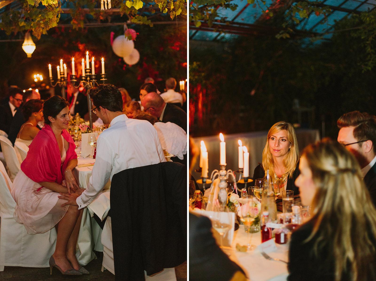 candles wedding