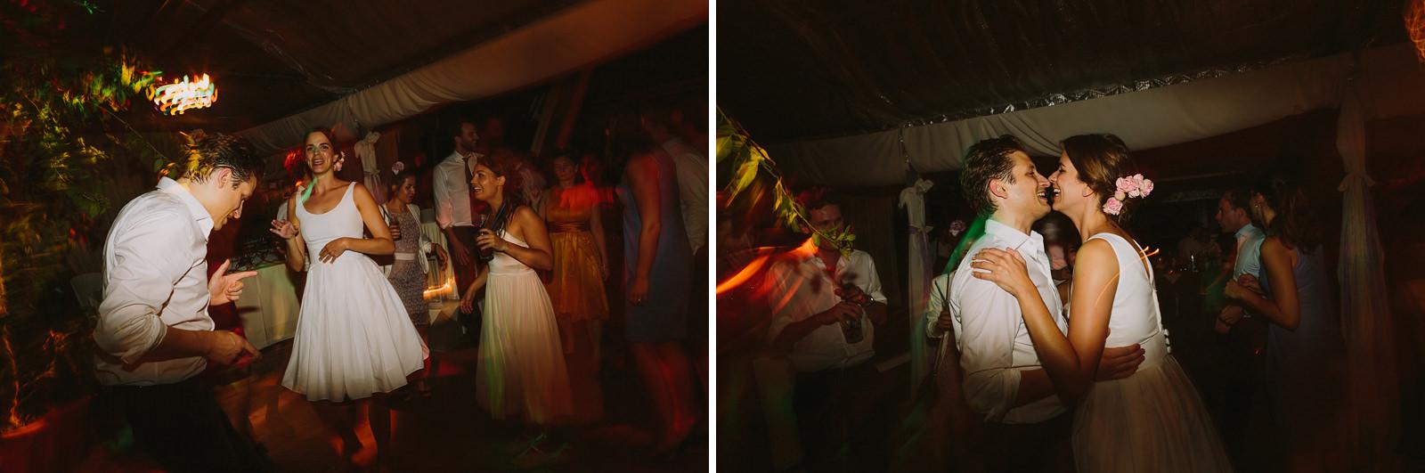 drag the shutter vsco wedding
