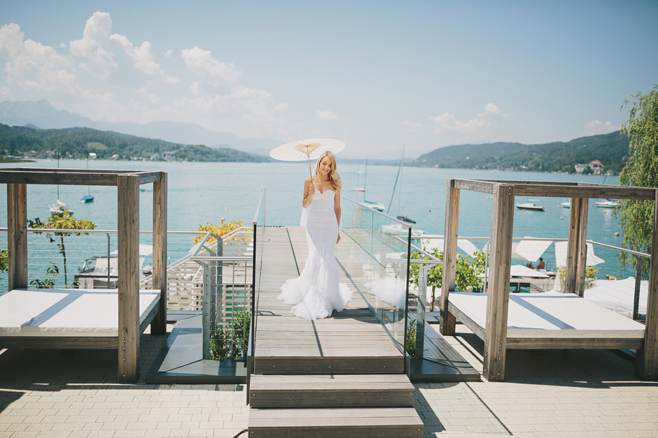 Lake Wedding Woerthersee