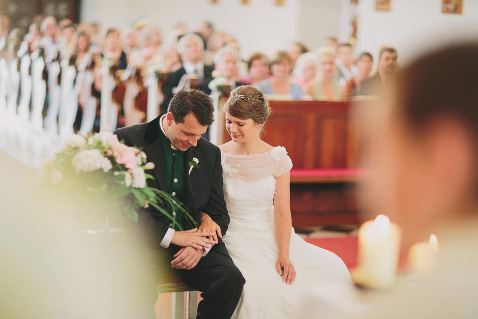church wedding austria