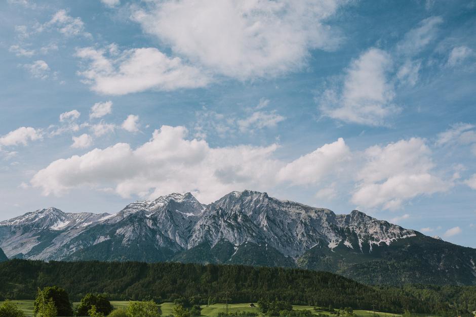 tyrol mountains wedding