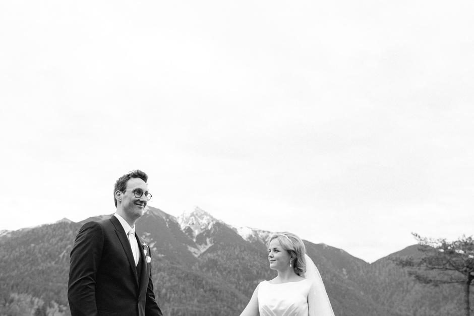 creative portrait wedding