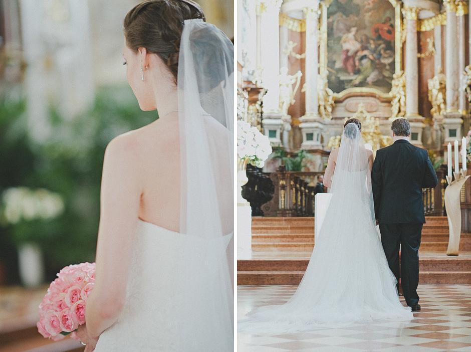 wedding ceremony klosterneuburg